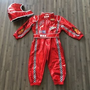 Race Car Driver Halloween Costume